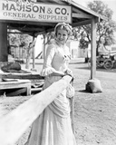 Grace Kelly wearing Wedding Outfit Photo by  Movie Star News