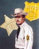 Dennis Weaver Portrait in Sheriff Uniform Photo by  Movie Star News