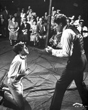 Elmer Gantry Boxing Scene in Black and White Photo by  Movie Star News