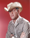 Earl Holliman Portrait Brown Jacket Photo by  Movie Star News