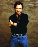 Eric Schaeffer in Denim Jeans and Black Long Sleeve Portrait Photo by  Movie Star News