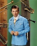 Bobby Darin Posed in Blue Formal Suit Photo by  Movie Star News