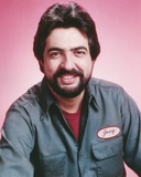 Joe Mantegna smiling in Polo Photo by  Movie Star News