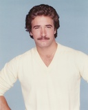 Portrait of Lee Horsley in White Long Sleeves Foto von  Movie Star News