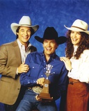 Clint Black Posed in Group Portrait Photo by  Movie Star News