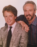 Family Ties Father and Son Portrait Photo by  Movie Star News