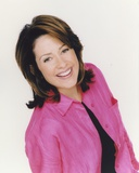 Portrait of Patricia Heaton in White Background Photo by  Movie Star News