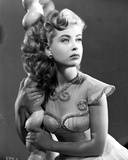 Gloria DeHaven Curly Hair Side View Posed Photo by  Movie Star News