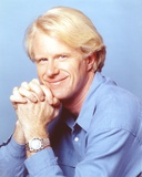 Ed Begley posed in Blue Sleeves Photo by  Movie Star News