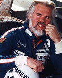 Kenny Rogers as Racer Close Up Portrait Photo by  Movie Star News