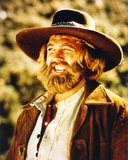 Dan Haggerty Posed in Brown Hat Photo by  Movie Star News