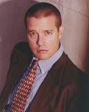 Homicide Man in Brown Suit and Printed Necktie Photo by  Movie Star News