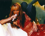 Destiny's Child singing in Red Sexy Dress Photo by  Movie Star News