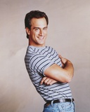 Christopher Meloni Posed in T-Shirt Portrait Photo by  Movie Star News