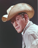 Earl Holliman Portrait in Cowboy Hat Photo by  Movie Star News