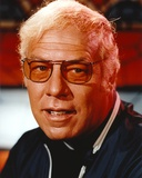 George Kennedy Close Up Portrait Photo by  Movie Star News