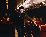 Hugh Jackman as Wolverine in X-Men Movie, Walking on Aisle of a Vehicle Photo by  Movie Star News
