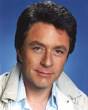 Bill Bixby smiling in Portrait Photo by  Movie Star News