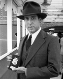 Chevy Chase Posed in Black Suit Photo by  Movie Star News