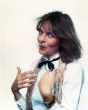 Diane Keaton Portrait in White Sleeves Photo by  Movie Star News