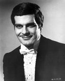 Omar Sharif in Black Suit Photo by  Movie Star News