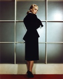 Lizabeth Scott in Black Office Attire Portrait Photo af Movie Star News