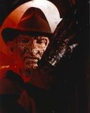 Nightmare On Elm Street Freddy Posed in Stripes Long Sleeve Shirt Photo af Movie Star News