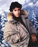 Rob Morrow Posed in Fur Coat Photo by  Movie Star News