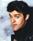 Jay Leno Portrait in Black Leather Jacket Photo by  Movie Star News