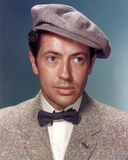 Farley Granger Posed in a Suit and Bow Tie Photo by  Movie Star News