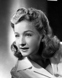 Bonita Granville Leaning Portrait Photo by  Movie Star News