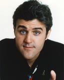 Jay Leno Portrait in Black Polo Shirt Photo by  Movie Star News