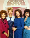 Designing Women Cast Portrait Outside the Door Photo by  Movie Star News