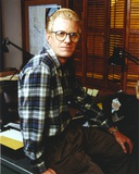 Ed Begley Close Up Portrait in Checkered Long sleeve Photo by  Movie Star News