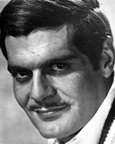 Omar Sharif Close Up Portrait Photo by  Movie Star News