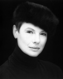 Dianne Wiest Portrait in Black and White Photo by  Movie Star News