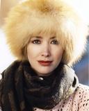 Janine Turner Portrait in Black Scarf Photo by  Movie Star News