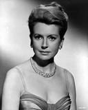 Deborah Kerr on a Spaghetti Strap Top and Slightly smiling Photo by  Movie Star News