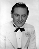 Guy Lombardo in White With White Background Photo by  Movie Star News