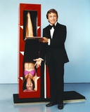 Bill Bixby Stood while Performing Slicing Body Magic Trick Photo by  Movie Star News