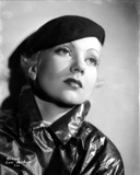 Ann Sothern wearing a Glossy Jacket Photo af Movie Star News