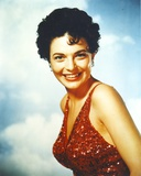 Portrait of Anne Bancroft in Red Sparkling Dress Photo by  Movie Star News