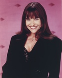 Jan Hooks posed in Black Dress Photo by  Movie Star News