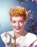 Evelyn Keyes Close Up Portrait Photo by  Movie Star News
