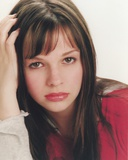 Amber Tamblyn Posed in Close-up Portrait Photo by  Movie Star News
