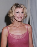 Faith Hill Portrait in Red Sleeveless Photo by  Movie Star News