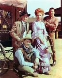 Gunsmoke Cast Classic Picture Photo by  Movie Star News