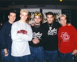 N'sync Group Picture in Fubu Shirt Photo af Movie Star News