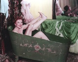 Amanda Blake in Bath Tub Scene Photo by  Movie Star News