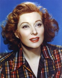 Greer Garson Close Up Portrait Photo by  Movie Star News